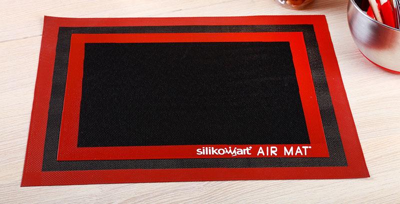 硅胶玻纤烤网垫
