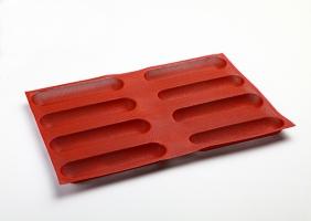 硅胶玻纤面包模